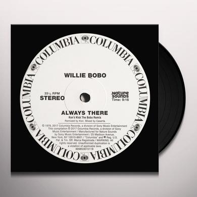 Willie Bobo ALWAYS THERE (ORIGINAL) / ALWAYS THERE (KON'S Vinyl Record