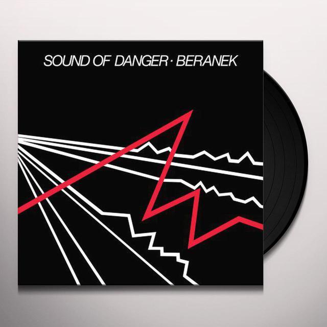BERANEK SOUND OF DANGER Vinyl Record
