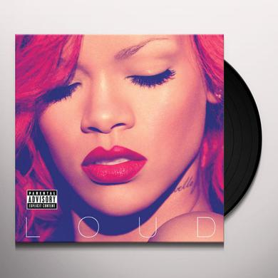Rihanna LOUD Vinyl Record
