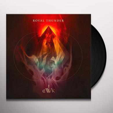 Royal Thunder WICK Vinyl Record