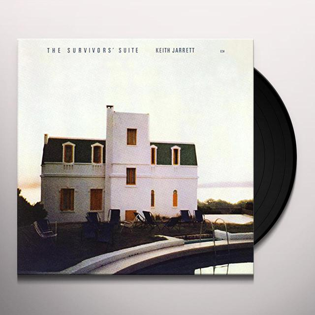 Keith Jarrett SURVIVOR'S SUITE Vinyl Record