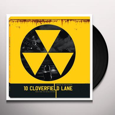 Bear McCreary 10 CLOVERFIELD LANE / O.S.T. Vinyl Record