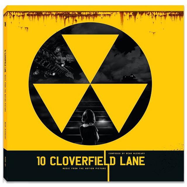 Bear McCreary 10 CLOVERFIELD LANE / O.S.T. Vinyl Record