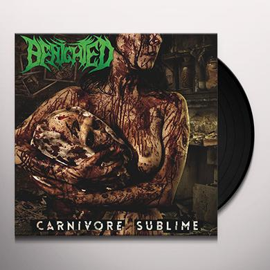 Benighted CARNIVORE SUBLIME Vinyl Record
