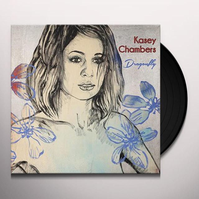 Kasey Chambers DRAGONFLY Vinyl Record
