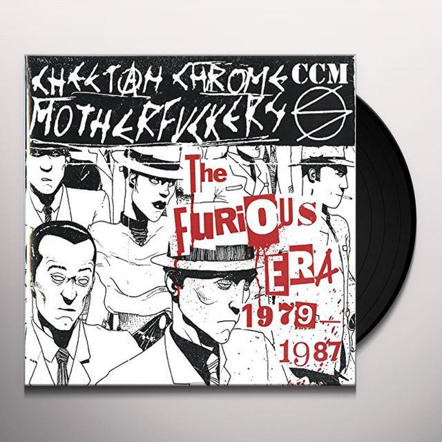 CCM FURIOUS ERA 1979-1987 Vinyl Record