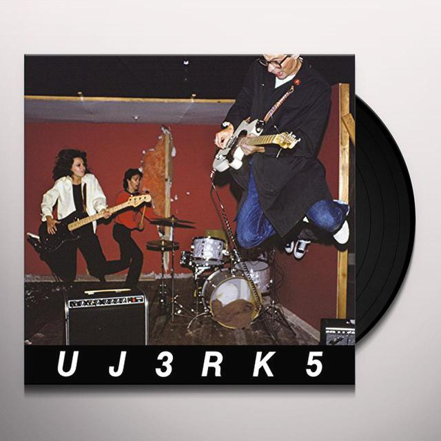 Uj3Rk5 LIVE FROM THE COMMODORE BALLROOM Vinyl Record