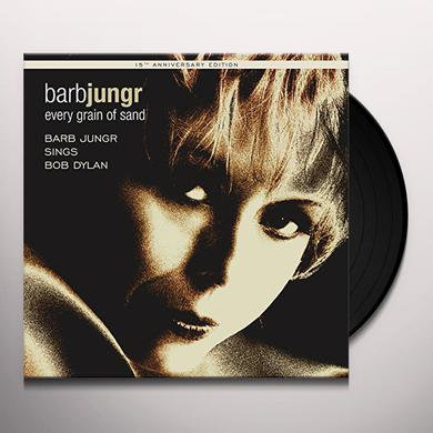 Barb Jungr EVERY GRAIN OF SAND: FIFTEENTH ANNIVERSARY EDITION Vinyl Record