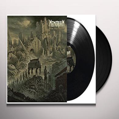 MEMORIAM FOR THE FALLEN Vinyl Record