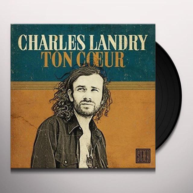 Charles Landry TON COEUR Vinyl Record
