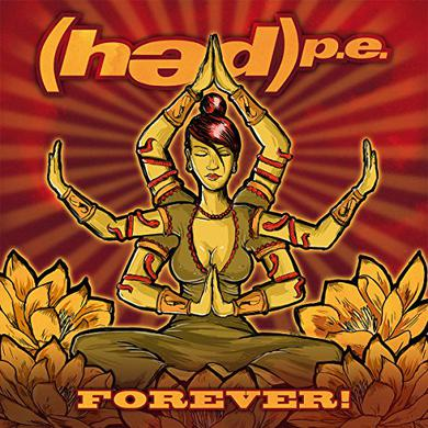 Hed PE FOREVER! (PLUS BONUS FAMILY FRESH CD) CD