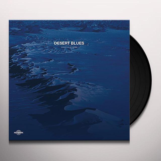 DESERT BLUES / VARIOUS Vinyl Record
