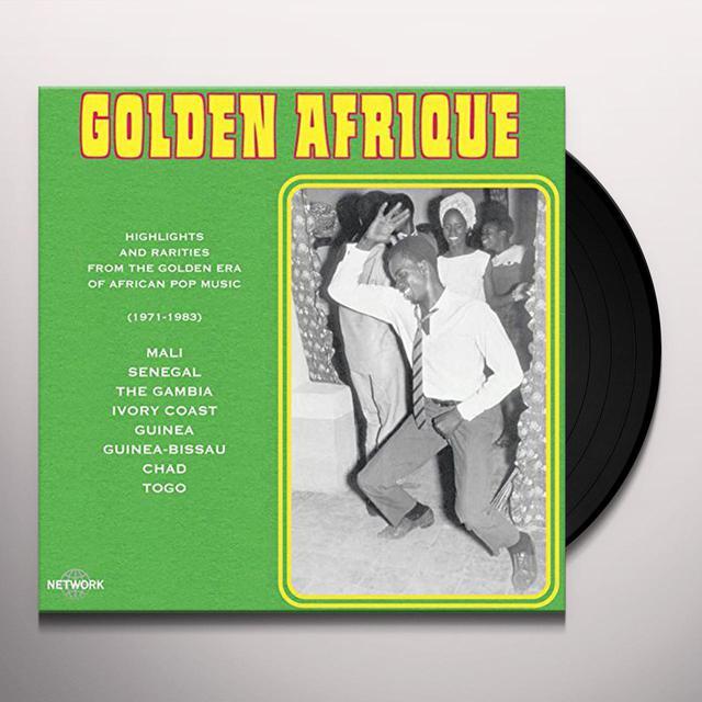 GOLDEN AFRIQUE / VARIOUS Vinyl Record