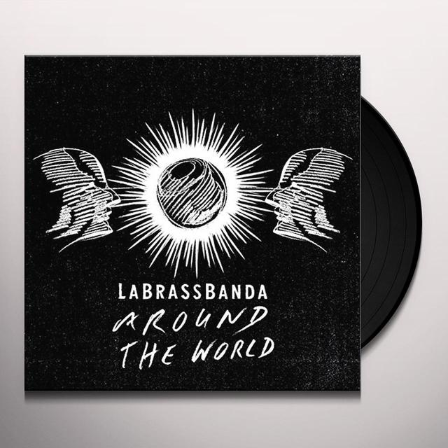 Labrassbanda AROUND THE WORLD Vinyl Record