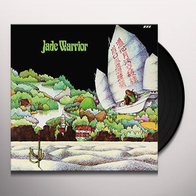 JADE WARRIOR Vinyl Record