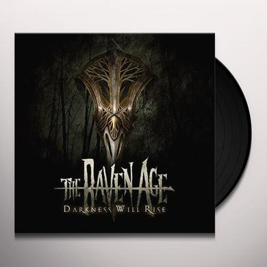 Raven Age DARKNESS WILL RISE Vinyl Record