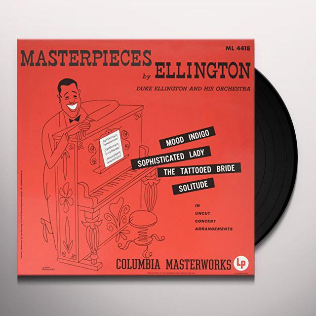 Duke Ellington MASTERPIECES Vinyl Record