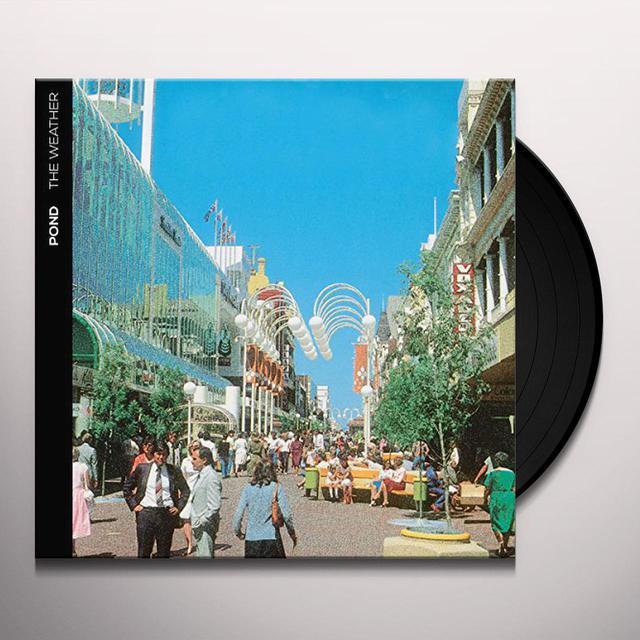 Pond WEATHER Vinyl Record