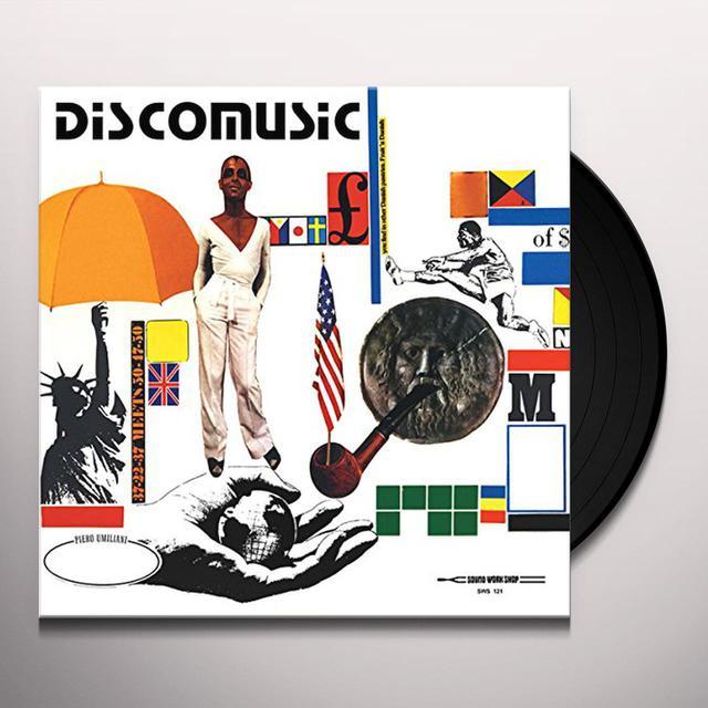 ZALLA (Piero Umiliani) DISCOMUSIC Vinyl Record