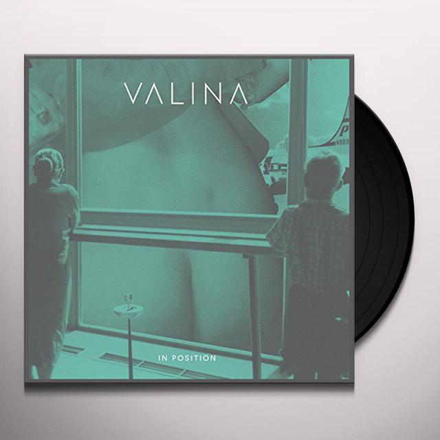 Valina IN POSITION Vinyl Record