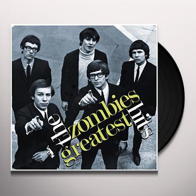 The Zombies GREATEST HITS Vinyl Record