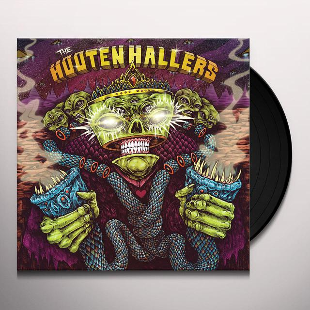 THE HOOTEN HALLERS Vinyl Record