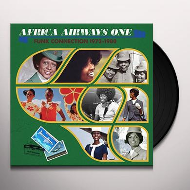 AFRICA AIRWAYS ONE (Funk Connection 1973-80)  / Var AFRICA AIRWAYS ONE (FUNK CONNECTION 1973-80) / VAR Vinyl Record