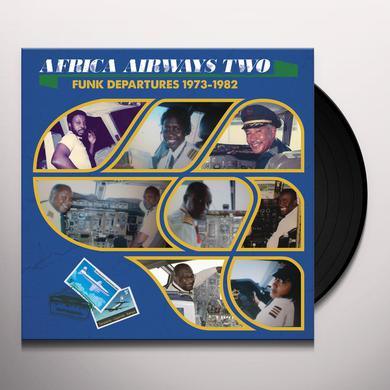 AFRICA AIRWAYS 2 (FUNK DEPARTURES 1973-82  / Var AFRICA AIRWAYS 2 (FUNK DEPARTURES 1973-82 / VAR Vinyl Record