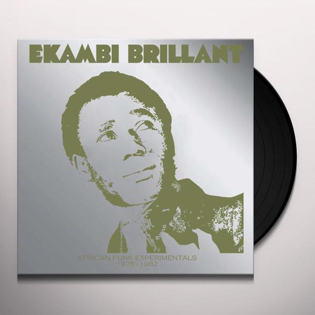 Ekambi Brillant AFRICAN FUNK EXPERIMENTALS (1975 TO 1982) Vinyl Record