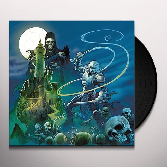 Konami Kukeiha Club CASTLEVANIA 2: SIMON'S QUEST (ORIGINAL SOUNDTRACK) Vinyl Record