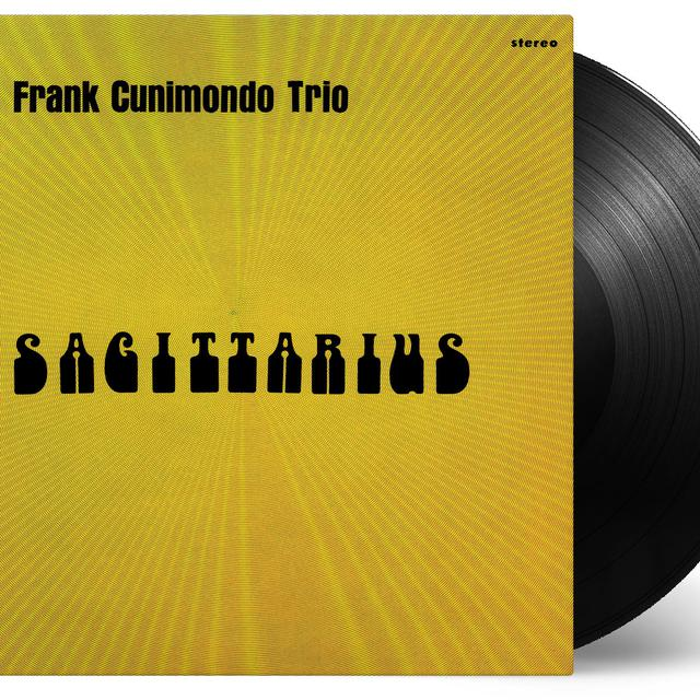 Frank Cunimondo SAGITTARIUS Vinyl Record