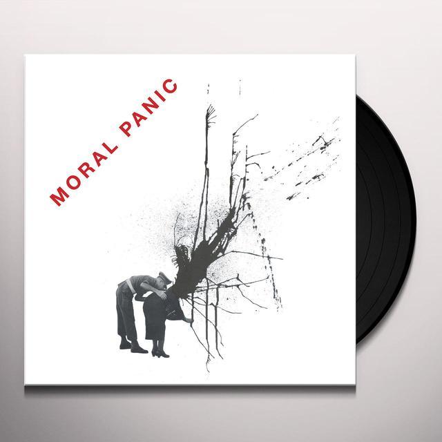 MORAL PANIC Vinyl Record