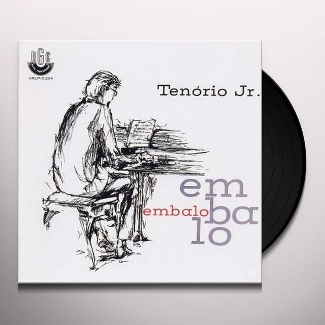 Tenorio Jr EMBALO Vinyl Record