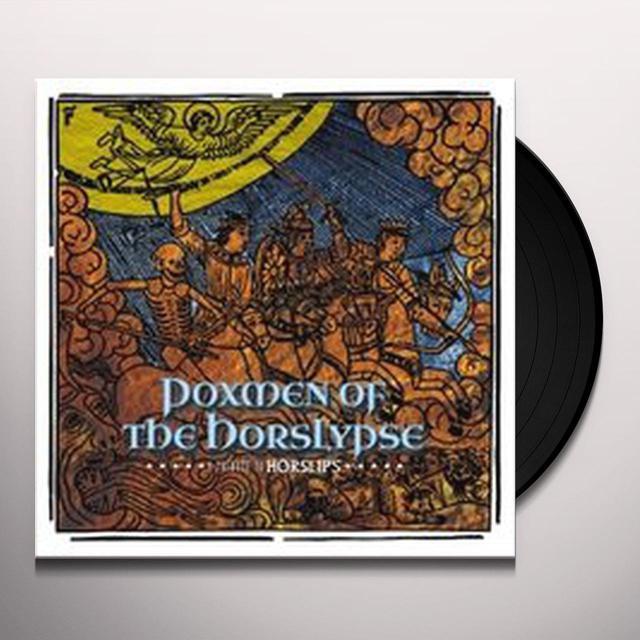 POXMEN OF THE HORSLYPSE: TRIBUTE TO HORSLIPS / VAR Vinyl Record