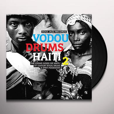 Soul Jazz Records Presents VODOU DRUMS IN HAITI 2 Vinyl Record