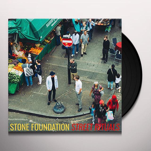 Stone Foundation STREET RITUALS Vinyl Record