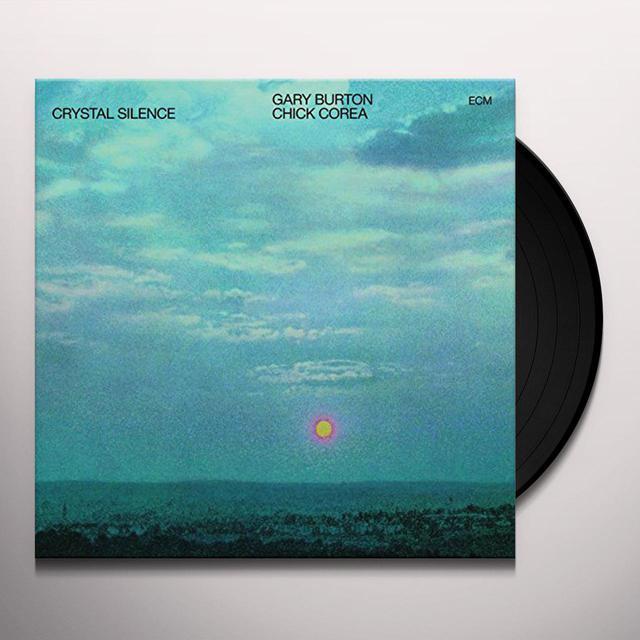 Gary Burton / Chick Corea CRYSTAL SILENCE Vinyl Record