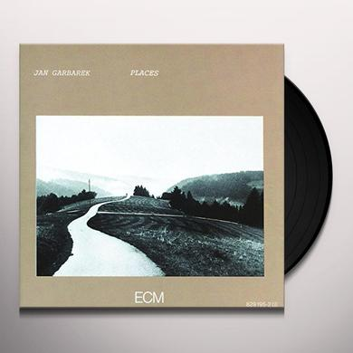 Jan Garbarek PLACES Vinyl Record