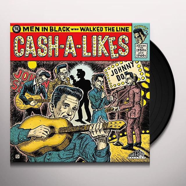 CASH-A-LIKES / VARIOUS Vinyl Record