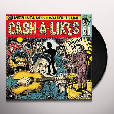 CASH-A-LIKES / VARIOUS Vinyl Record