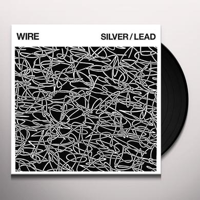 Wire SILVER / LEAD Vinyl Record
