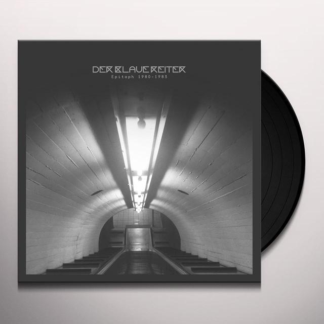 Der Blaue Reiter EPITAPH 1980-1983 Vinyl Record
