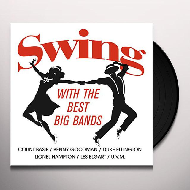 SWING WITH THE BEST BANDS / VARIOUS Vinyl Record
