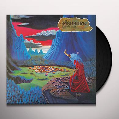 Ashbury ENDLESS SKIES (CLEAR) Vinyl Record