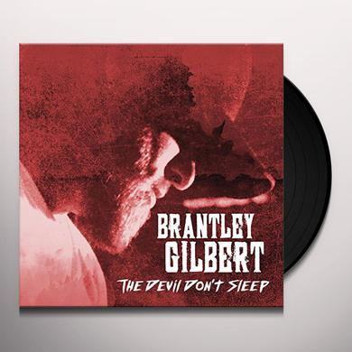 Brantley Gilbert DEVIL DON'T SLEEP Vinyl Record