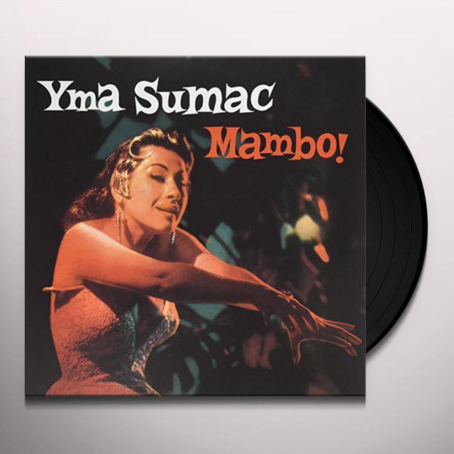 Yma Sumac MAMBO! Vinyl Record