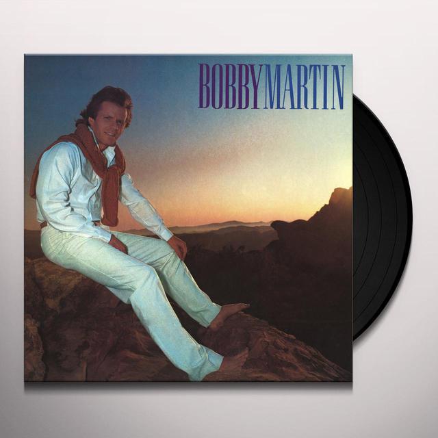 BOBBY MARTIN Vinyl Record