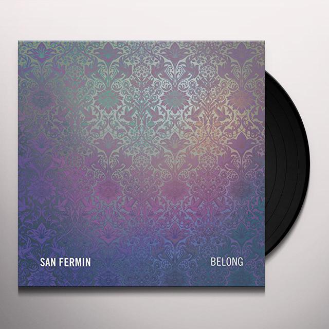 San Fermin BELONG Vinyl Record