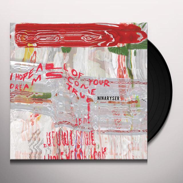 Nina Ryser I HOPE ALL YOUR DREAMS COME TRUE Vinyl Record