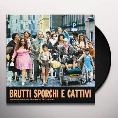 Armando Trovajoli BRUTTI SPORCHI E CATTIVI - O.S.T. Vinyl Record